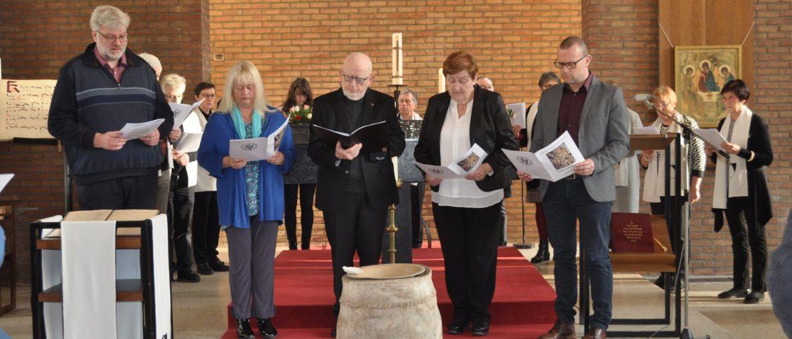 Engagement 26/01/2020 Dominicaanse Lekengemeenschap Vlaanderen