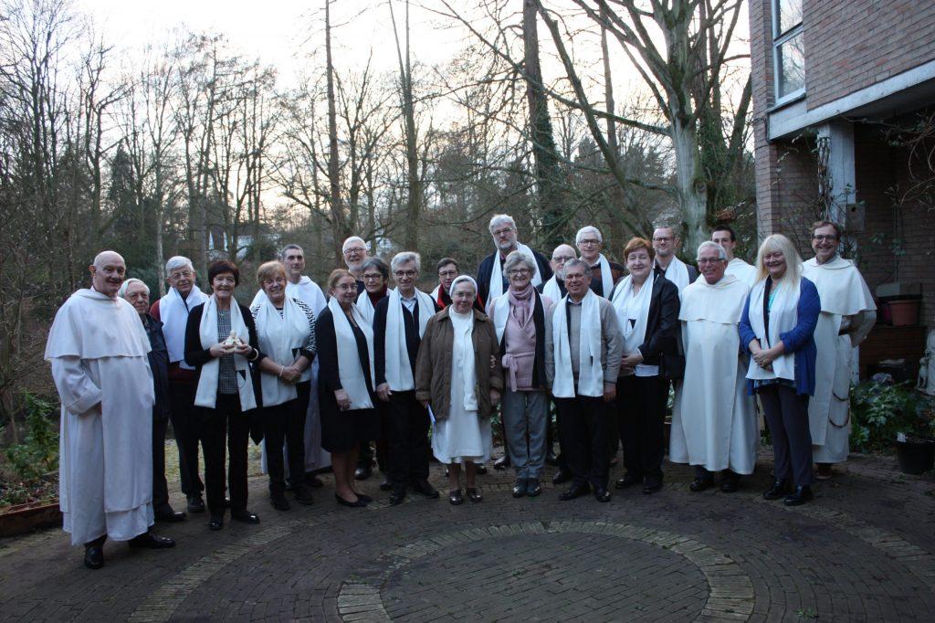 Engagement 26/01/2020 Dominicaanse Lekengemeenschap Vlaanderen - Groupe